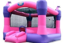Commercial Bounce Houses / These bounce houses are ideal for rental companies, schools, churches or any other commercial setting. Adults and children are able to bounce.