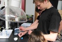 ScienceTalenter på Teknisk Gymnasium på Selandia