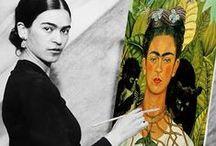 Frida Khalo •