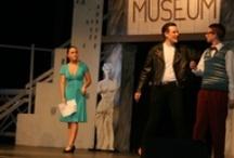 Musical: All shook up / Se billederne fra årets musical, præsenteret af Gymnasierne på Selandia.