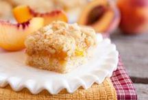 Just Peachy! / There's nothing quite like a juicy, ripe Jersey Fresh peach! With a relativey short peach season, enjoy these recipes while you can!