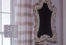 curtains / All about curtains and styles, and fabric to make curtains.