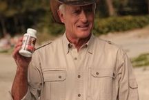 Cosequin® Joint Health Commercial Featuring Jack Hanna- Behind the Scenes / Here are some exclusive behind the scenes photos from our Cosequin® joint health supplement commercial featuring Jungle Jack Hanna