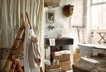 Buanderie / How to go from a garden shed to a pleasant and practical laundry room.