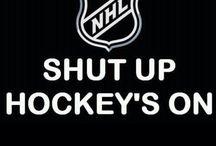 I'm a Hockey kinda girl <3