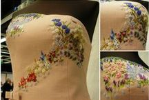 Embroidery  / Ricami a Punti tradizionali