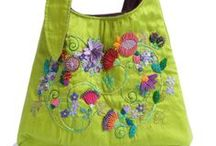 Handmade ... with Love / bags , patchwork ,and other