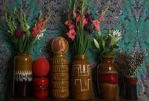 Jugs, pots and vases