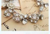 jewelry display  and Jewelry / Jewelery and storage for jewelry