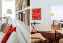 Details / Details from different apartments, furnitures and designs.