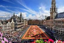 BRUSSELS with Halldis / One of the most lively cities in Europe, where the past and the future blend, creating a modern and multicultural city.  Take your time to discover the Belgian capital, you will be very surprised!