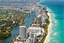 MIAMI with Halldis / A place you will never want to leave.. Where the sun is warm, the beaches white and the sea is crystal blue.. A city where you can work but also relax, enjoy outdoor activities or live in modern designed building.