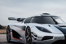 Koenigsegg / Propably the most amazing piece of engineering the world has ever seen.
