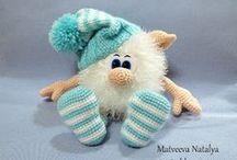 Crochet - amigurumi / by Heidi Eisner