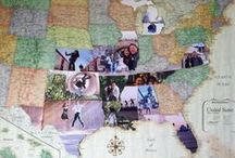 Decor - Travel Scrapbooking