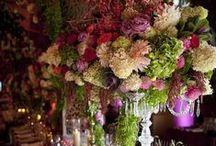 Цветы интерьер