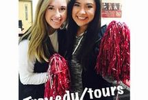 Become A Troy Trojan / Learn all about admissions to Troy University's undergraduate and graduate programs offered for both traditional and working adult students