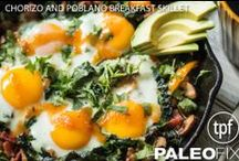 Paleo Breakfast Recipes / Delicious paleo options for every morning