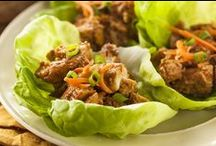 Love'able Lettuce Recipes / Let us show you that lettuce isn't just for boring salads! Check out these exciting lettuce recipes....
