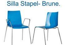 Sillas Multipróposito e Interlocutoras. / Sillas para complementar la decoración de tu hogar u oficina.