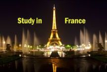 Study in France Consultants in India - The Chopras / Study in France - Top Universities - France Study Abroad Guide For International Students. For more information, visit here www.thechopras.com/country/france.html #studyabroad #studyinfrance