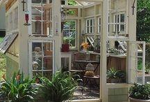 Serres etc / Glass houses