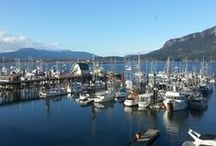 Cowichan Valley BC Canada / This is where we live in the summer.