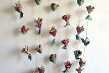 wall hangings / ideas for wall hangings