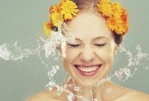 Beauté / Découvrez les Secrets Beauté de Rosée de la Reine. Quoi de mieux que de l'eau pour être bien hydraté.