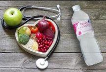 Detox / Les conseils de Rosée de la Reine pour manger sain, healthy, équilibré et sans se priver. L'eau a un pouvoir d'hydratation et détox à ne pas négliger.