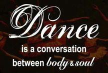 Dancing inspiration.
