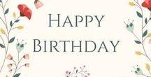 Birthday wishes!! *~