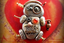 Steampunk - Polymer Clay / All about Steampunk!!