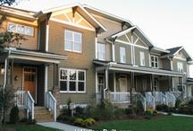 Patterson Glen Townhomes  / Luxury townhomes in Durham, North Carolina