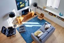 Apt / Interior ideas for the apartment