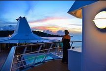 Luxury Cruise Ships & Yachts / A collection of some of the world's finest and most luxurious cruise ships and yachts.