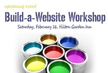 Workshops / We offer hands on workshops that put you in a lead role for the development of your site. For more information and a list of upcoming Workshops visit: http://www.itdaycamp.com/build-a-website-workshop/