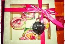 Torte di Pannolini & Co. - Diaper Cakes & Co. / by Monica Made in B