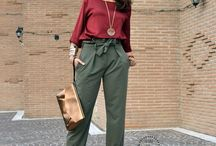 My Outfits / All my outfits posted on blog