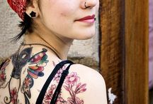 Tattos and piercings / by Cassidy Laaker