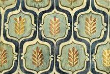 Textiles & Prints / Flowers & patterns