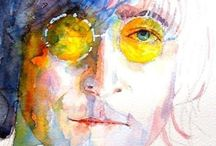 ART: Watercolor & sketches