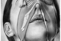 ARTGRAPHIC: Pencil-Pen-Pastel