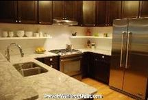 B. Wallace Kitchens / Some kitchens from B. Wallace designed and built homes.