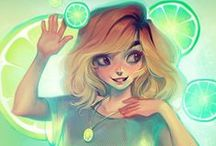 Artists we love! / These are Artists who's work you MUST check out. #CG #Digital #Art #Inspiration