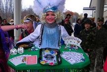 Creative Casino and Gambling Themed Costumes / Fun ideas for a creative Halloween costume with a casino or gambling theme.