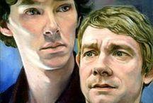 Sherlock / Scherlock BBC