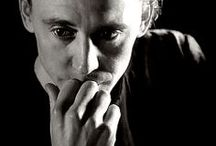Tom Hiddleston / The actor Tom Hiddleston