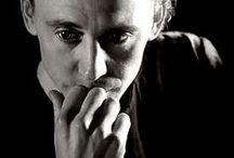 Tom Hiddleston / The actor Tom Hiddleston