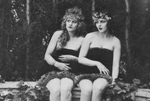 Silent Ladies - 1910s-30s